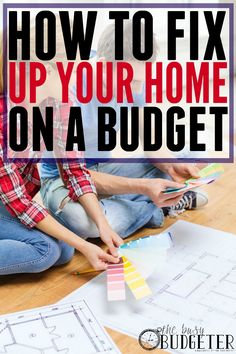 Budget Remodeling: How to Update a House Without Going Overboard. I needed this! We're trying to fix our house up a little but when we call around to get quotes it's insane! I was thinking a $3,000 budget but I can;t even update my kitchen cabinets for that! This has been a huge help in trying to stretch our remodel money to make it last.