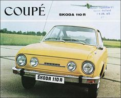 10 klíčových vozů historie Škody: od aut pošťáků k Octavii RS - 120 - Car Posters, Car Advertising, Car Pictures, Car Pics, Car Tuning, Commercial Vehicle, Classic Cars, Classic Auto, Old Cars