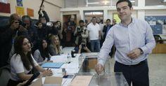 Grecia, Syriza in testa ad Atene e nell'Attica: Tsipras supera il primo test - Il Fatto Quotidiano