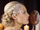 Flo & Percy Vintage Tiaras | Vintage Inspired ~ The Magdalene Collection: jewellery, headbands & combs