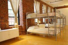 nyc Loft | Weltneugier: Jugendherberge New York - New York Loft Hostel