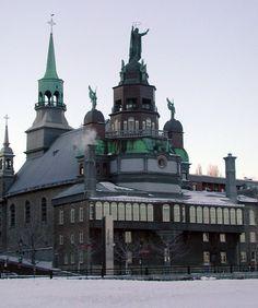 Notre Dame de Bon-Secours, Old Montreal