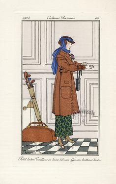 La mode à travers les yeux de peintures et illustrations - Page 4 - Spot Mode