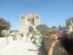 Chiesa della Trasfigurazione Monte Tabor