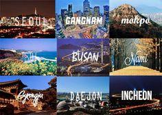 korea seoul and jeju image Seoul Korea Travel, South Korea Seoul, Daegu South Korea, Jeju, South Korea Photography, Aesthetic Korea, Learn Korean, Dream City, Korean Language