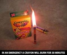 This is genius... When the power goes out why have I never thought of this??