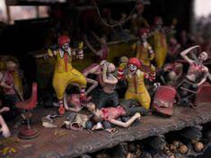 Les Nazis ouvrent des Restaurants McDonald's en Enfer (5)