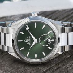 *Blog Update - Read iN!* #Omega 38mm Seamaster 38mm Aqua Terra Small Seconds⌚️🌊 Available iN Steel, Sedna Gold & Two-Tone with Multiple Dial Options!...🎉