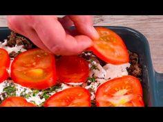 Kartoffel Hack Auflauf Rezept ist im Nu und mit wenigen Zutaten gemacht! - YouTube
