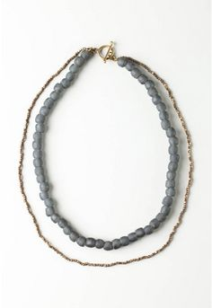 Wonderful shop for jewelry + accessory that gives back...with the ability to track where and how your money is helping.