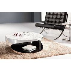 Round Marble Top Coffee Table CT2028R Marble Top Coffee Table, Furniture, Home Decor, Decoration Home, Room Decor, Home Furnishings, Home Interior Design, Home Decoration, Interior Design