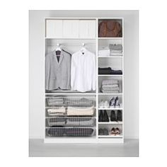 pax armoire penderie blanc blanc in 2018 bedroom ideas pinterest penderie armoire and. Black Bedroom Furniture Sets. Home Design Ideas