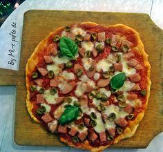 Homemade pizza ...