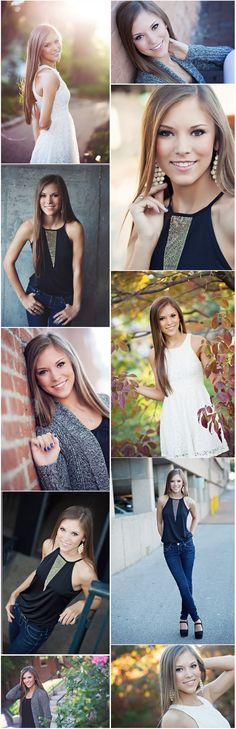 B.E. Senior posing inspiration - Shelby