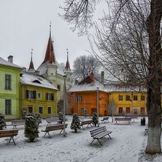 Winter Mode    Brasov - Romania