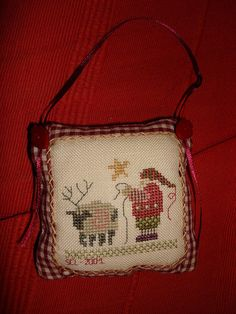 Shepherd's Bush Christmas ornament