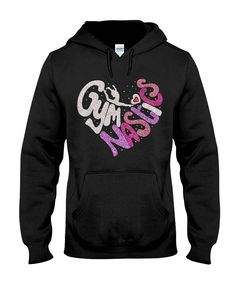 Only Today! $17,99 Hooded Sweatshirt Gymnastics Heart