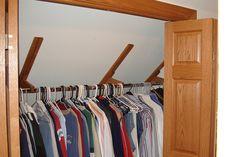 diy shoe rack for closet cheap diy shoe rack easy mud rooms diy shoe rack ideas easy Shoe Rack Closet, Closet Bar, Front Closet, Diy Shoe Rack, Attic Closet, Master Closet, Closet Bedroom, Closet Ideas, Closet Space