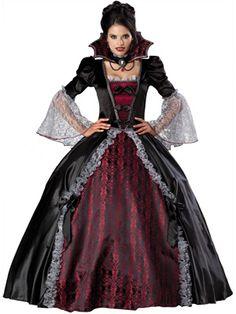 Vampiress of Versailles - InCharacter Costumes