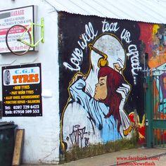 Street art in Hoxton #eurotrip #unitedkingdom #greatbritain #england #london #hoxton #streetart #wall #londres #londra #instatravel #instagood #travel #travelblog #instalondon #viaje #voyage #reiseblog #reise #londontrip #instapassport #travelgram #traveling #instalike #instadaily #igersuk #igerslondon #igerseurope #picoftheday #photooftheday #uk #mural #wall #publicart #eastend #blog #traveler #tourist #londontown facebook.com/LondonNewsflash