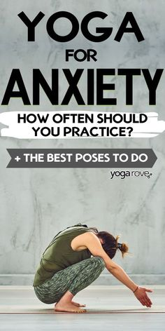 Yoga Meditation, Yoga Flow, Meditation For Anxiety, Anxiety Tips, Stress And Anxiety, How To Help Anxiety, Ways To Reduce Anxiety, Yoga Exercises, Yoga At Home