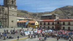 Perú: Continúa el paro de mineros informales