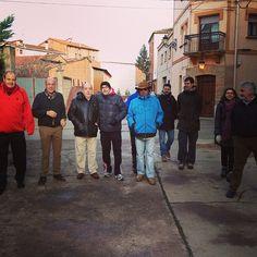Comienza la 2ª Marcha Vintae Badarán- Mirador del Cárdenas