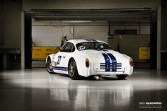 Karmann Guia - Race Car