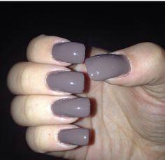 Brown Nails ❤️