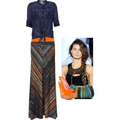"""""""full of colors"""" by jvs8384 on Polyvore"""
