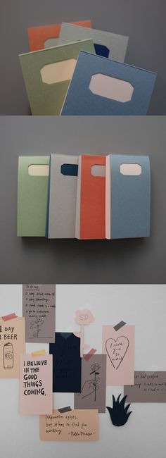 Fill your place with colors! This is a simple yet useful notepad filled with colorful plain note sheets. You can freely write or draw as it will serve many purposes very well!