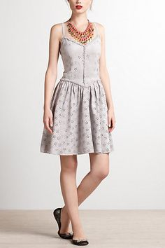 I think Lainee would like this !   Tabitha Dress #anthropologie