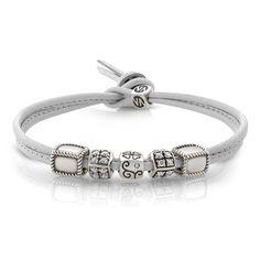 Nomination White Cubiamo Bracelet