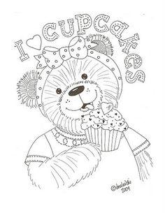 I_heart_cupcakes_PDF0004/RETIRADO DA NET   Flickr - Photo Sharing!