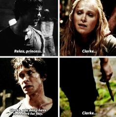 The 100 - Bellamy & Clarke #1.7