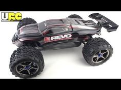 Traxxas E-REVO Brushless Edition review