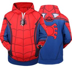 Spiderman Hoodie, Spiderman Cosplay, Marvel Anime, Heroes Comic, Spiderman Pictures, Moda Pop, Mundo Marvel, Marvel Clothes, Chill Outfits