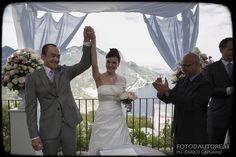 Symbolic wedding or blessing in Ravello on the Amalfi Coast Italy, local wedding planner Mario Capuano and Enrico Capuano Photography