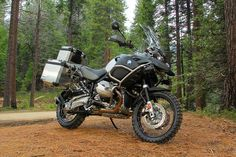 BMW 1200 GS... How quickly we out grow our 650s.