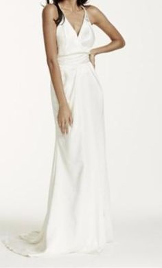 David s Bridal 6  buy this dress for a fraction of the salon price on  PreOwnedWeddingDresses fd820681d6