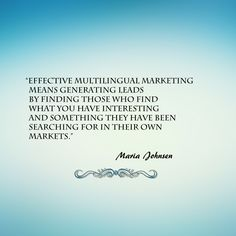 What Multilingual Digital Marketing Means for Business | Multilingual SEO Blog
