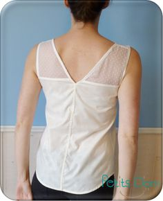 """""""Back is back"""" pattern (from Vanessa Pouzet) by PetitsDom"""