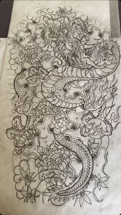 mehndi flower pattern in frame for henna drawing and tattoo decoration in ethnic oriental indian style Weird Tattoos, 3d Tattoos, Tattoos For Guys, Tatoos, Tattoo Japanese Style, Japanese Flower Tattoo, Norse Tattoo, Viking Tattoos, Tattoo Outline