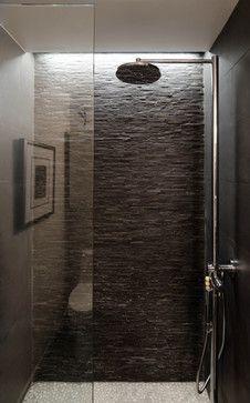 Banheiro - Loft estilo industrial