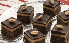 Peanut Butter Nanaimo Bar Recipe by Food Network Kitchens