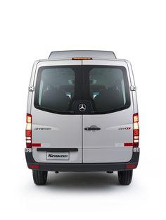 Sprinter Combi y Minibus - Encuentre más información en http://www.cantore.com.ar/vehiculos/sprinter/