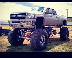 Monster Chevy