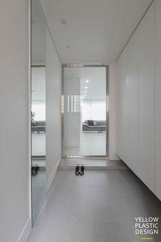 Entryway Mirror, Entrance Foyer, Korean Apartment, Apartment Entryway, Doors, Interior Design, Furniture, Modern, Inspire