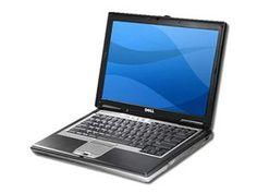 DELL D620 LAPTOP - WIN7 - 80 GB HD - 2GIG RAM - DVD
