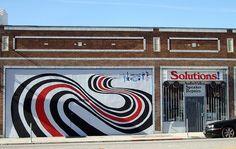 Elliott Smith Wall. Echo Park, CA